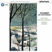 シューベルト:歌曲集「冬の旅」(全曲)
