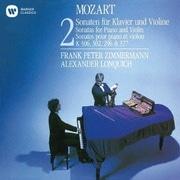 モーツァルト:ヴァイオリン・ソナタ K306、302、296&377