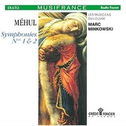 メユール:交響曲第1番&第2番