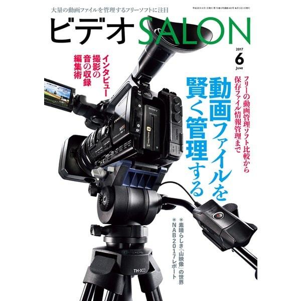 ビデオ SALON (サロン) 2017年 06月号 [雑誌]