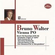 ワルター & ウィーン・フィル / モーツァルト録音集 [CD]