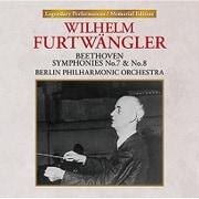 ベートーヴェン:交響曲 第7番、第8番