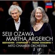 ベートーヴェン: 交響曲第1番&ピアノ協奏曲第1番