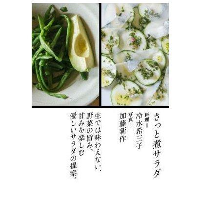 さっと煮サラダ [単行本]