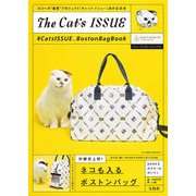 The Cat's ISSUE #CatsISSUE_BostonBagBook [ムック・その他]