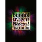 Buono! LIVE 2017 Pienezza! COMPLETE BOX
