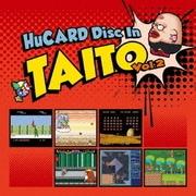 HuCARD Disc In TAITO Vol.2