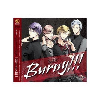 SolidS/Burny!!! (TSUKIPRO THE ANIMATION 主題歌1)