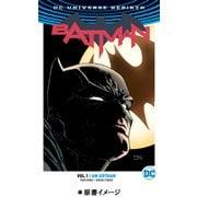 バットマン:アイ・アム・ゴッサム -REBIRTH-(仮) [コミック]