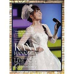 """花澤香菜/KANA HANAZAWA live 2017 """"Opportunity"""" [Blu-ray Disc]"""