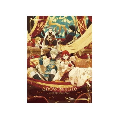 赤髪の白雪姫 Blu-ray BOX [Blu-ray Disc]