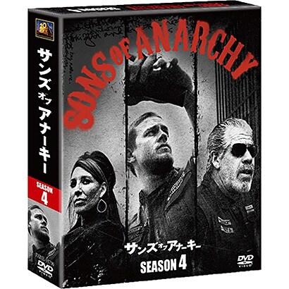 サンズ・オブ・アナーキー シーズン4 SEASONS コンパクト・ボックス [DVD]