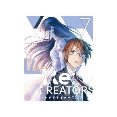 Re:CREATORS 7 [Blu-ray Disc]