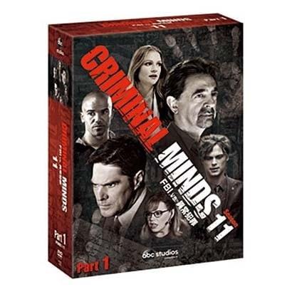 クリミナル・マインド/FBI vs. 異常犯罪 シーズン11 コレクターズBOX Part1 [DVD]