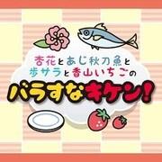 DJCD 杏花とあじ秋刀魚と歩サラと香山いちごのバラすなキケン! [CD]
