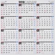 E3 エコカレンダー壁掛 A2変型サイズ [2018年カレンダー]
