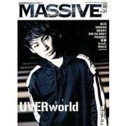 MASSIVE (マッシヴ) Vol.27 (シンコー・ミュージックMOOK) [ムック・その他]