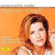 チャイコフスキー&コルンゴルト:ヴァイオリン協奏曲
