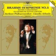ブラームス:交響曲第2番 ハイドンの主題による変奏曲/大学祝典序曲