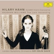 エルガー:ヴァイオリン協奏曲 ヴォーン・ウィリアムズ:あげひばり