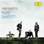 モーツァルト:ピアノ四重奏曲第1番・第2番