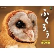 カレンダー2018 ふくろう [ムック・その他]
