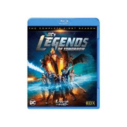 レジェンド・オブ・トゥモロー <ファースト> コンプリート・セット [Blu-ray Disc]