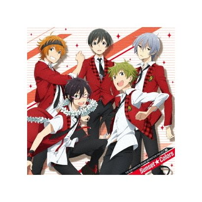 High × Joker/THE IDOLM@STER SideM ANIMATION PROJECT 06 Sunset★Colors