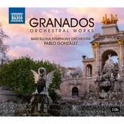 グラナドス:管弦楽作品集