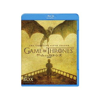 ゲーム・オブ・スローンズ 第五章:竜との舞踏 ブルーレイセット [Blu-ray Disc]