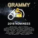 2018 GRAMMY ノミニーズ
