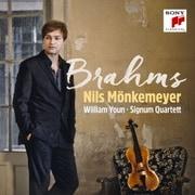 ブラームス:ヴィオラ・ソナタ第1番・第2番 ハンガリー舞曲集