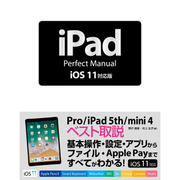 iPad Perfect Manual iOS 11対応版 [単行本]