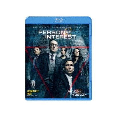 パーソン・オブ・インタレスト<ファイナル> コンプリート・セット [Blu-ray Disc]