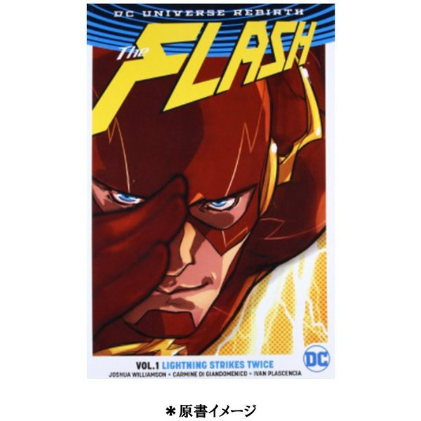 フラッシュ:ライトニング・ストライクス・トゥワイス(ShoPro Books DC UNIVERSE REBIRTH) [単行本]