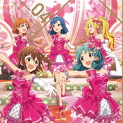 THE IDOLM@STER MILLION THE@TER GENERATION 04 プリンセススターズ