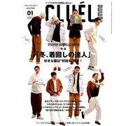 CLUEL homme 2018年 01月号 [雑誌]