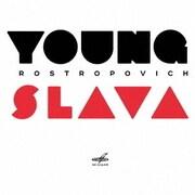 ヤング・スラヴァ…若き日のロストロポーヴィチ