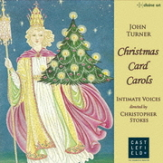Christmas Card Carols ジョン・ターナー:クリスマス・キャロル集