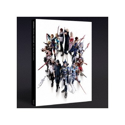DISSIDIA FINAL FANTASY NT Original Soundtrack [Blu-ray Disc]