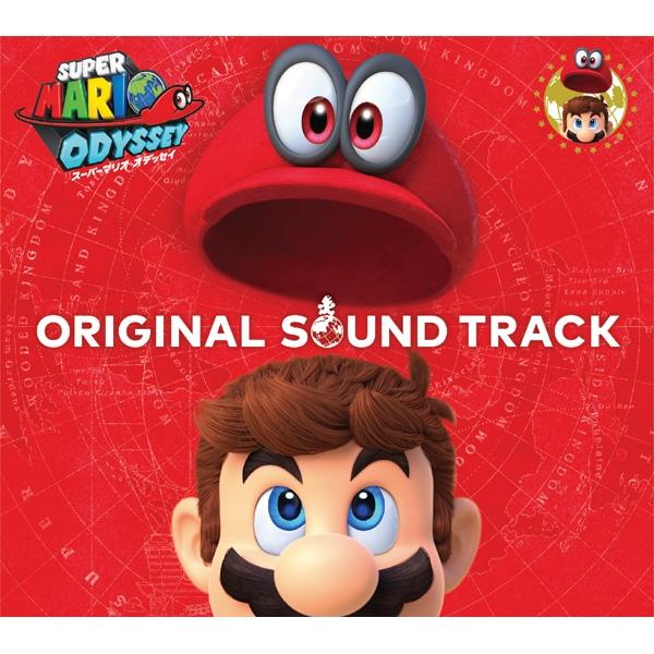 SUPER MARIO ODYSSEY ORIGINAL SOUNDTRACK