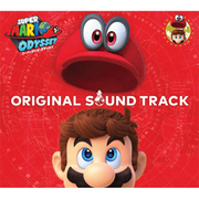 SUPER MARIO ODYSSEY ORIGINAL SOUNDTRACK