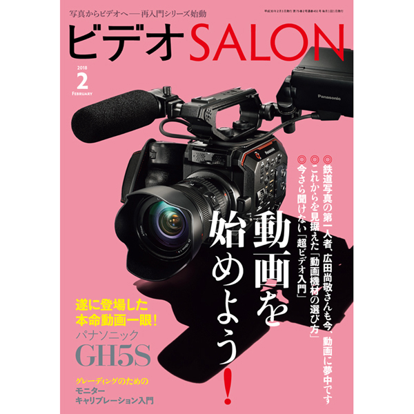 ビデオ SALON (サロン) 2018年 02月号 [雑誌]