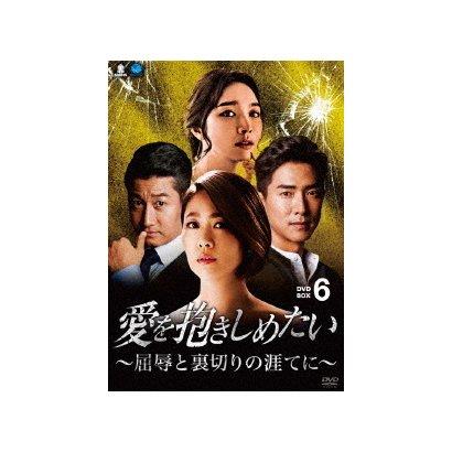 愛を抱きしめたい ~屈辱と裏切りの涯てに~ DVD-BOX6 [DVD]
