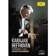 ベートーヴェン:交響曲 第4番、第5番≪運命≫、第6番≪田園≫