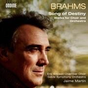 ブラームス:合唱曲集