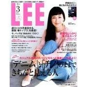 LEE (リー) 2018年 03月号 [雑誌]