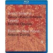 ドヴォルザーク : 交響曲 第9番 「新世界より」 他 [Blu-ray Disc]