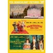 ウェス・アンダーソン DVDコレクション
