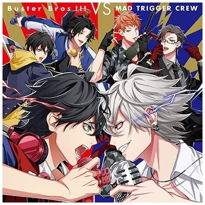 Buster Bros!!! vs MAD TRIGGER CREW/Buster Bros!!! VS MAD TRIGGER CREW
